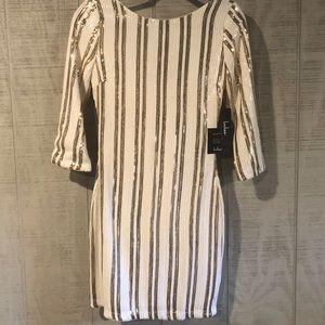 Lulus Sequin Dress Medium NWT